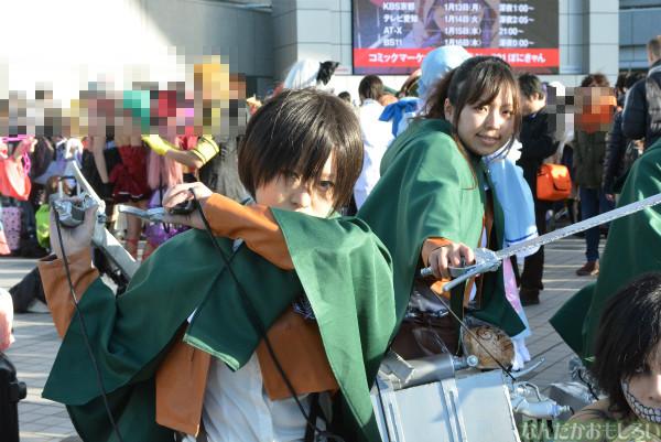 艦これ多め!『コミケ85』2日目のコスプレイヤーさんフォトレポート_0172