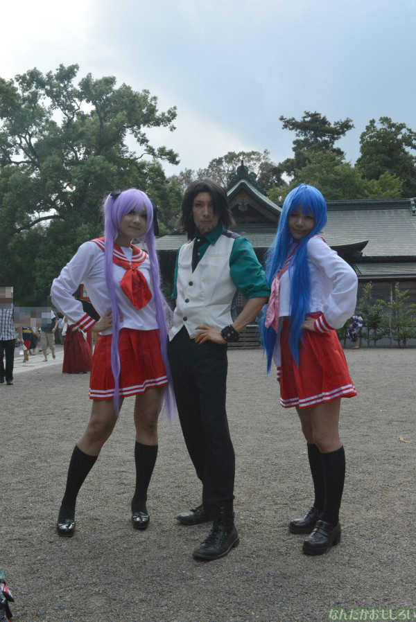 『鷲宮 土師祭2013』コスプレまとめ_0619