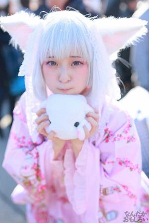 コミケ87 コスプレ 写真画像 レポート 1日目_9221