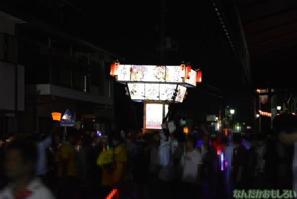 『鷲宮 土師祭2013』らき☆すた神輿_0856
