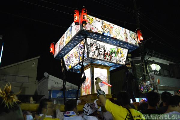 『鷲宮 土師祭2013』らき☆すた神輿_0705