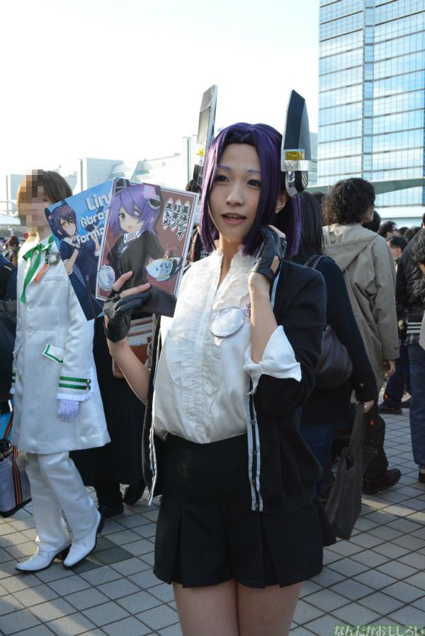 艦これ多め!『コミケ85』2日目のコスプレイヤーさんフォトレポート_0179
