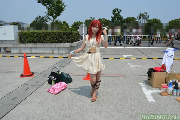 『コミケ84』進撃の巨人、ソードアート・オンライン、女性のコスプレイヤーさんまとめ_0969