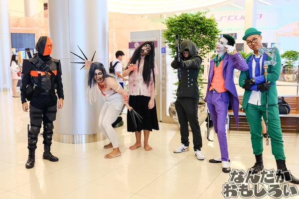 タイのコスプレイヤーが集結!タイイベント『Thailand Comic Con(TCC)』コスプレレポート8703