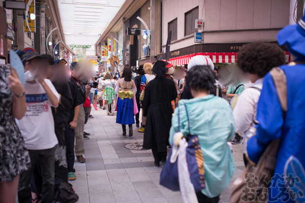 『世界コスプレサミット2015』大須商店街で大規模コスプレパレード!その様子を撮影してきた_8273
