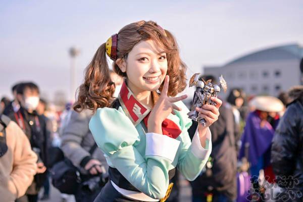 コミケ87 コスプレ 画像写真 レポート_4108