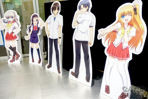 TVアニメ放送中「Charlotte」の貴重な原画を大量展示した展示会がアキバで開催!早速会場の様子をお届け_3561
