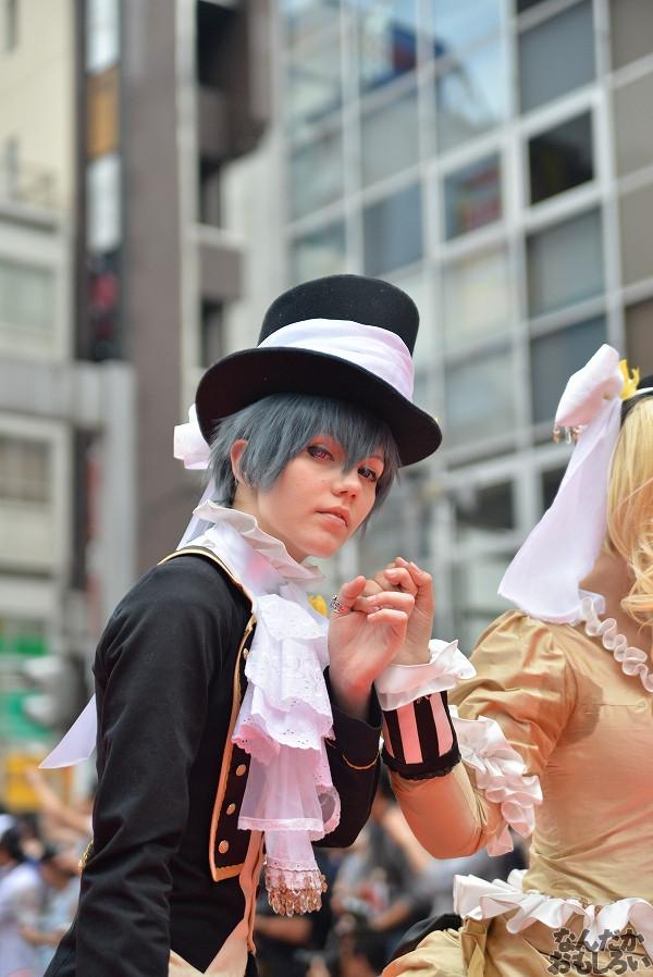 26カ国参加!『世界コスプレサミット2014』各国代表のレイヤーさんが名古屋市内をパレード_0245
