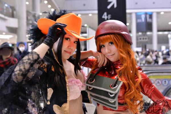 コミケ87 2日目 コスプレ 写真画像 レポート_4252