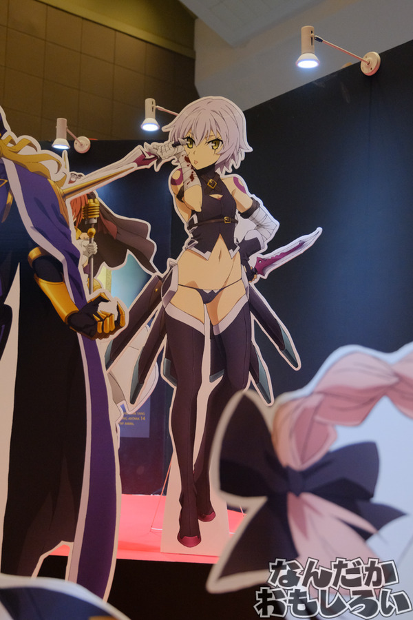 『Fate/Apocrypha』インドネシアのイベントで両陣営サーヴァント大集結の大規模展示!その様子を写真でお届け5703