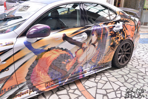 第2回富士山コスプレ世界大会 痛車 写真 画像_9048
