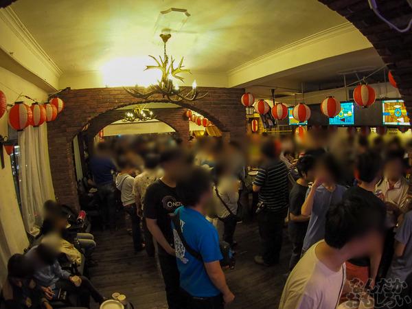 台湾・高雄開催の艦これオンリー「砲雷撃戦!よーい!」前夜祭に潜入!台湾グルメ・ビールが振る舞われるおいしすぎるイベントに…!0038