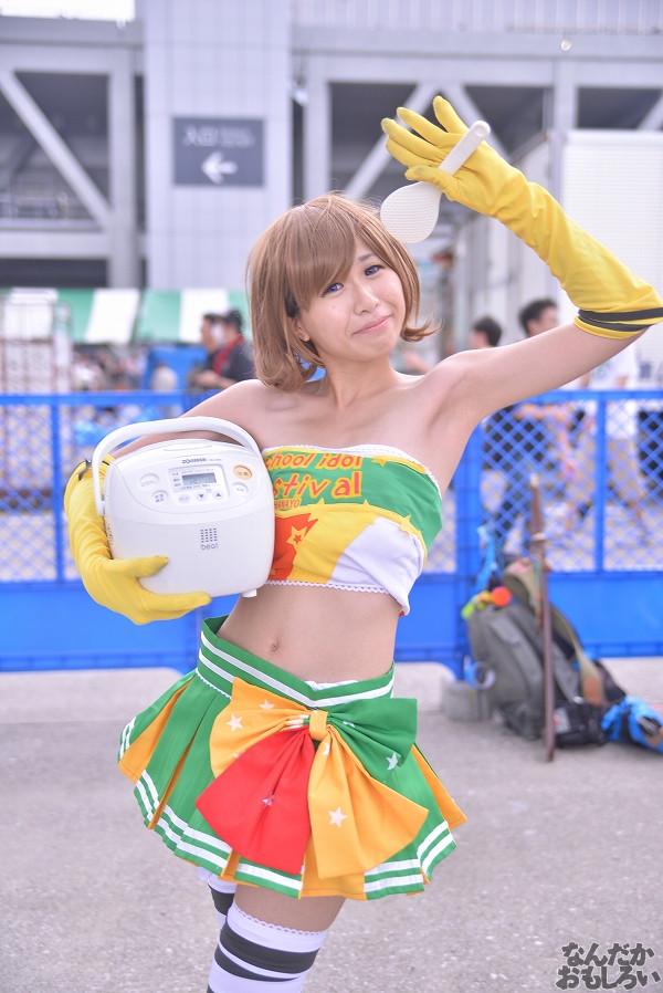 夏コミ コミケ86 2日目 コスプレ画像_2834