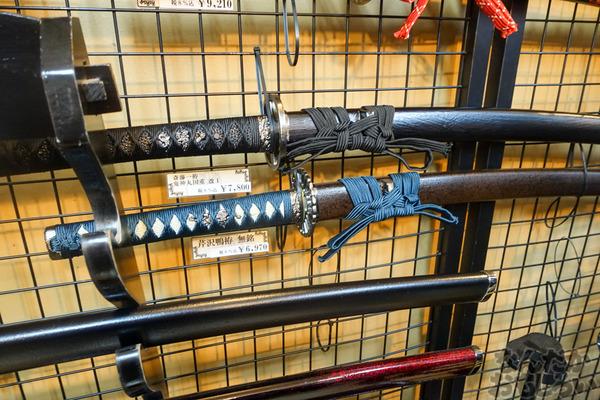 刀剣などを扱う秋葉原で有名な武器防具屋『武装商店』のフォトレポート_00944