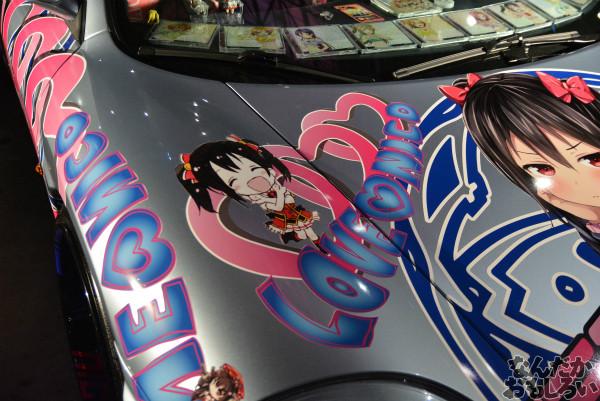 ラブライブ!公式痛車も展示!『ニコニコ超会議3』痛車、痛単車、痛チャリ、コスプレイヤーさんフォトレポート(80枚)_0039