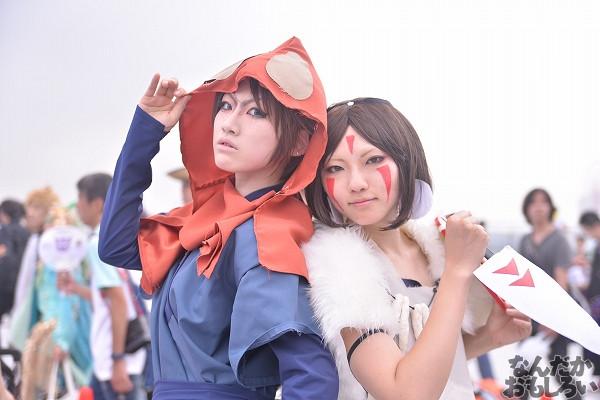 夏コミ コミケ86 3日目 コスプレ画像_3594