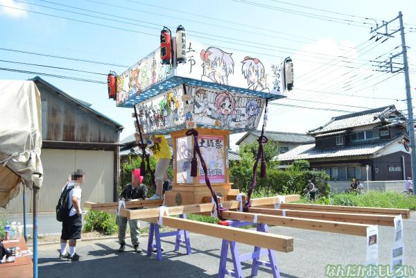 『鷲宮 土師祭2013』らき☆すた神輿_0469