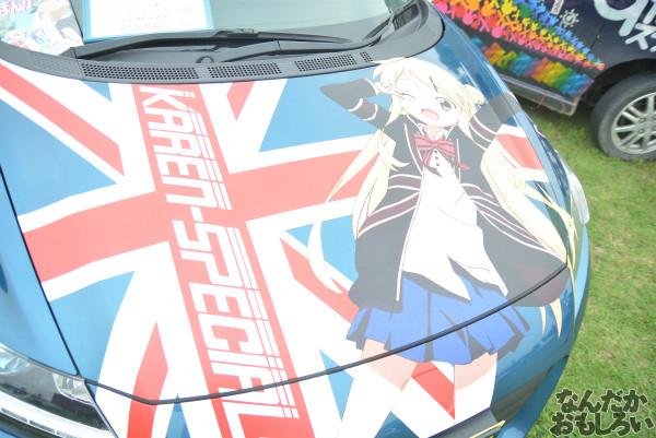 『第7回館林痛車ミーティング』比較的新しいアニメ作品の痛車・痛単車フォトレポート 画像_0622