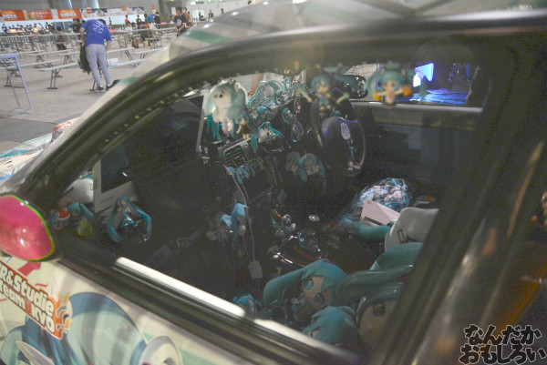 ラブライブ!公式痛車も展示!『ニコニコ超会議3』痛車、痛単車、痛チャリ、コスプレイヤーさんフォトレポート(80枚)_0022