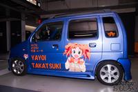 秋葉原UDX駐車場のアイドルマスター・デレマス痛車オフ会の写真画像_6541