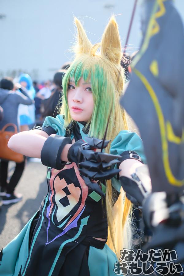 『AnimeJapan 2017』FGO&けものフレンズ大人気!1日目のコスプレレポートをお届け0625
