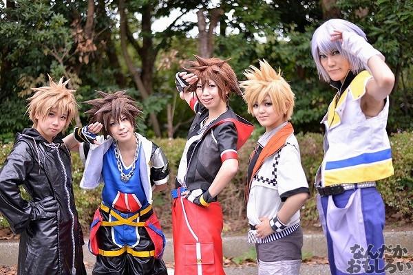 東京ゲームショウ2014 TGS コスプレ 写真画像_5201