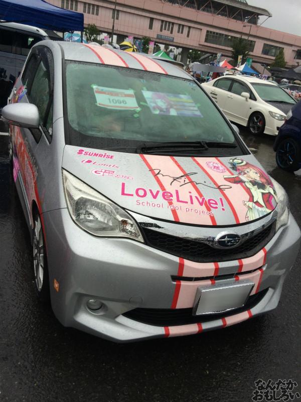 第10回痛Gふぇすたinお台場 痛車 画像 ラブライブ!_3481