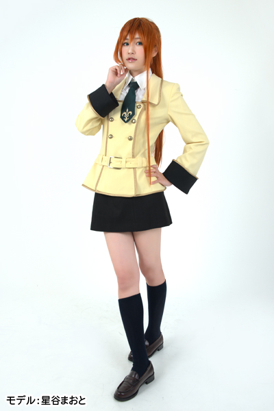 アッシュフォード学園女子制服_イメージ写真1