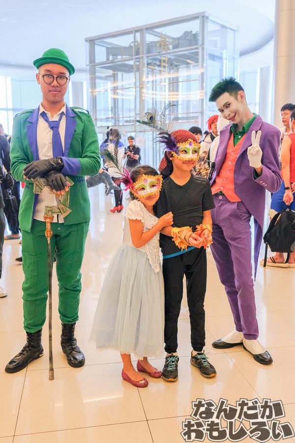 タイのコスプレイヤーが集結!タイイベント『Thailand Comic Con(TCC)』コスプレレポート8823