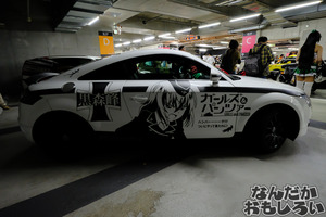ガルパン痛車イベント『Girls und Panzer MEETING』フォトレポート2011