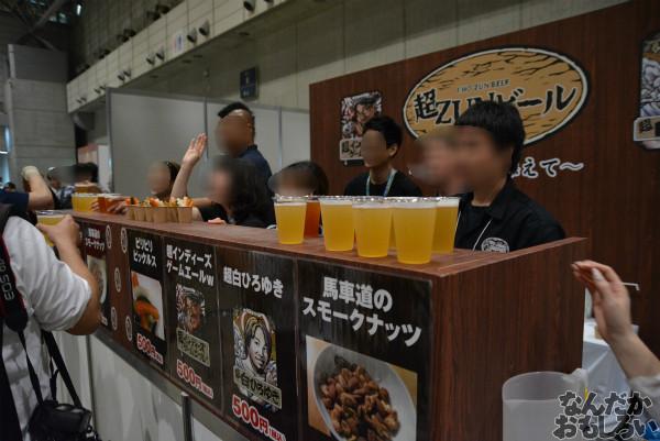 西村博之氏降臨!『ニコニコ超会議3』「超ZUNビール」ブースを紹介_0106