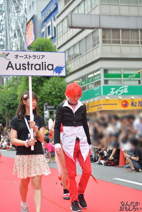 26カ国参加!『世界コスプレサミット2014』各国代表のレイヤーさんが名古屋市内をパレード_0339