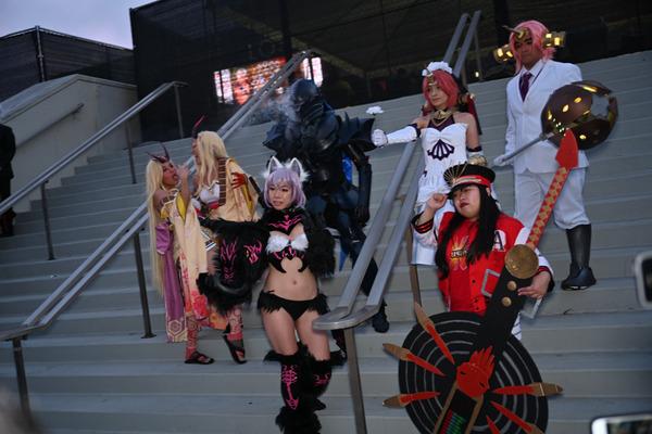 AnimeExpo2019FGOコスプレレポート031