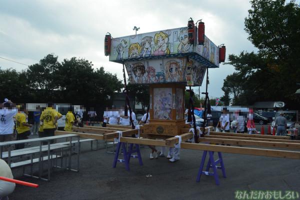 『鷲宮 土師祭2013』らき☆すた神輿_0628