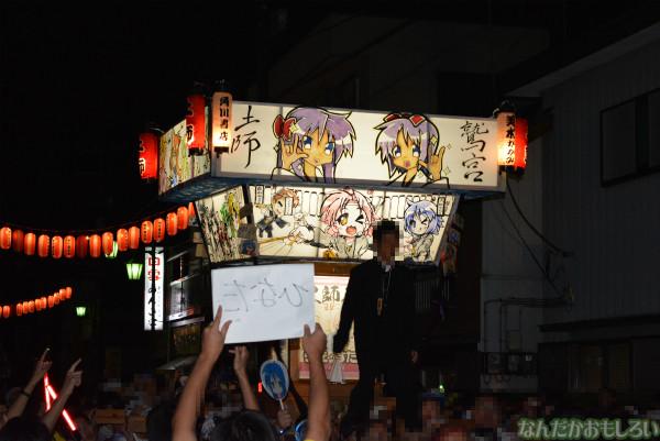 『鷲宮 土師祭2013』らき☆すた神輿_0789