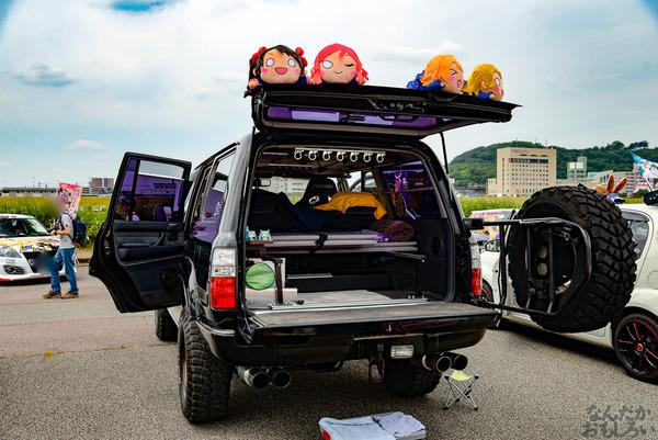 『第11回足利ひめたま痛車祭』今回も「ラブライブ!」痛車たくさん参加!その痛車たちをどどんとお届け_6467