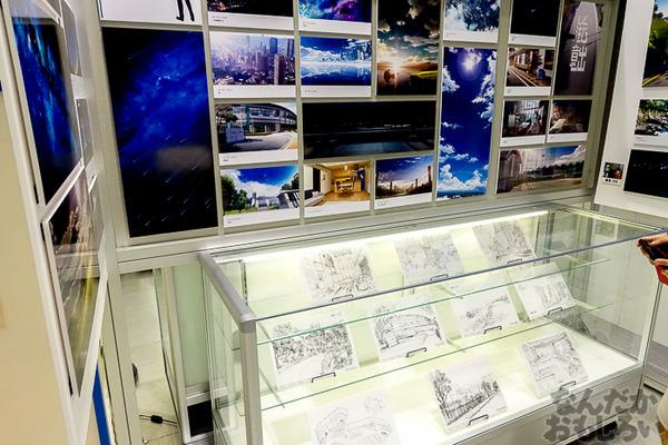 TVアニメ放送中「Charlotte」の貴重な原画を大量展示した展示会がアキバで開催!早速会場の様子をお届け_3575