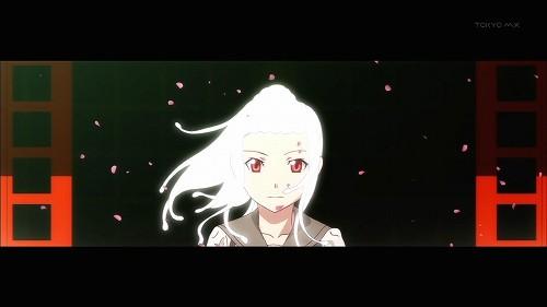 『囮物語 第4話』撫子は神さまになって……『かみ …