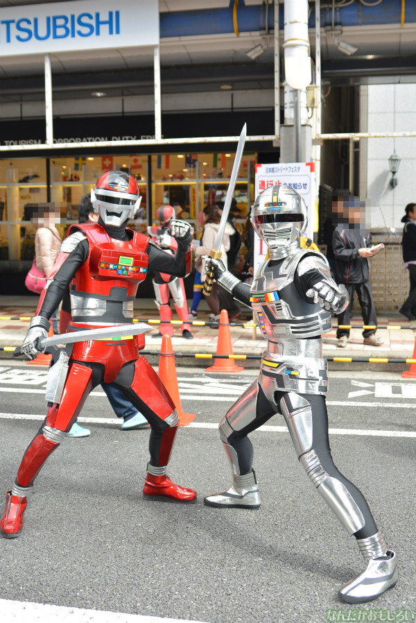 『日本橋ストリートフェスタ2014(ストフェス)』コスプレイヤーさんフォトレポートその2(130枚以上)_0246