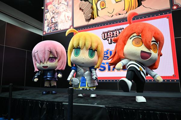 AnimeExpo2019(アニメエキスポ)FGOブース016