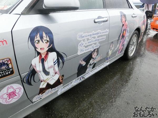 第10回痛Gふぇすたinお台場 痛車 ラブライブ! 画像_5677