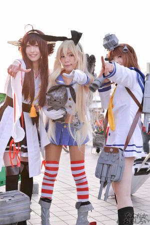 コミケ87 コスプレ 画像写真 レポート_4214