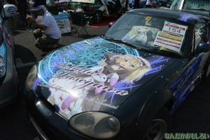『第8回痛Gふぇすた』アニメの痛車フォトレポート0382