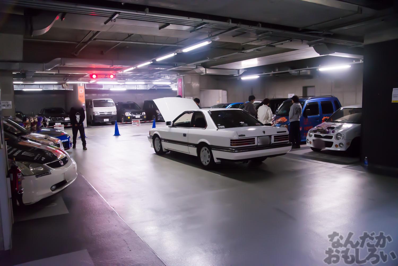秋葉原UDX駐車場のアイドルマスター・デレマス痛車オフ会の写真画像_6659