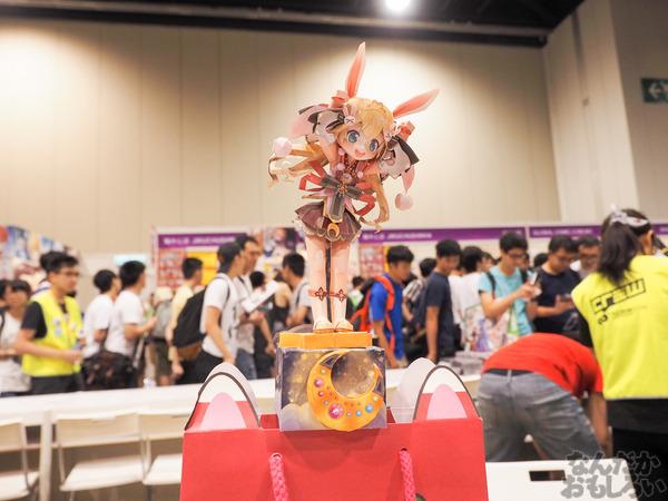 香港同人イベント『Creative Paradise 03』話題もちきりの超クオリティの「白猫プロジェクト」ペーパークラフトがヤバイ!