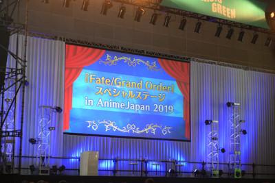 アニメジャパン2019FGOスペシャルステージ001
