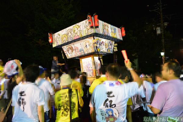 『鷲宮 土師祭2013』らき☆すた神輿_0911