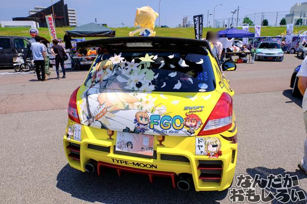 『第13回足利ひめたま祭』FGO含むTYPE-MOON痛車まとめ5333