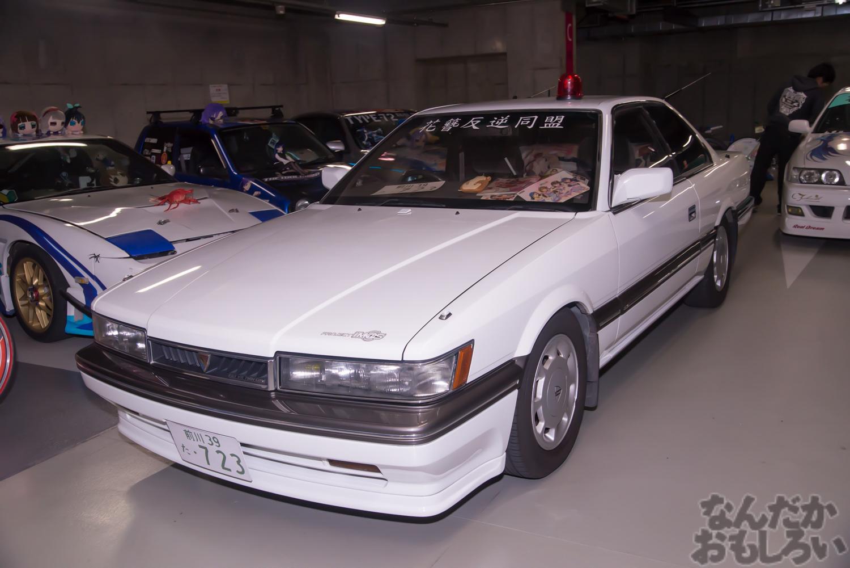 秋葉原UDX駐車場のアイドルマスター・デレマス痛車オフ会の写真画像_6481