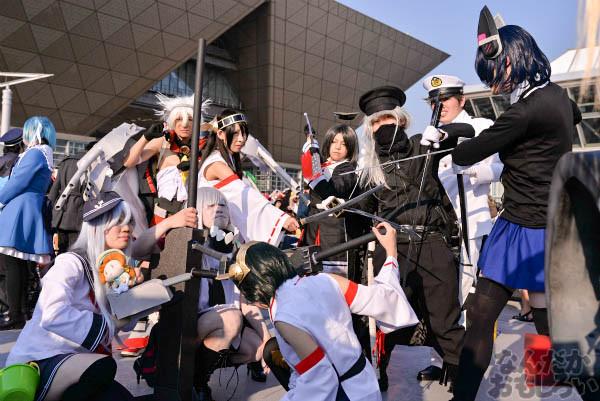 コミケ87 3日目 コスプレ 写真画像 レポート_4768
